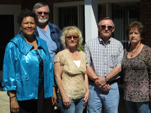 Officers of the Smith County MS  Genealogical Society